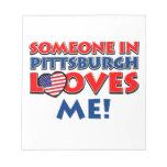 diseños de Pittsburgh Bloc