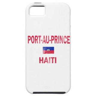 Diseños de príncipe Haití del Au del puerto iPhone 5 Coberturas