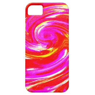Diseños de producto del caleidoscopio de Carola iPhone 5 Protectores