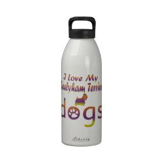 Diseños de Sealyham Terrier Botallas De Agua