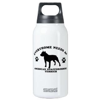 Diseños de Staffordshire Terrier americano
