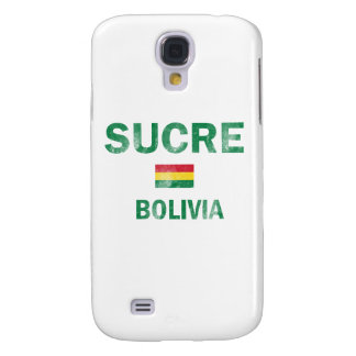 Diseños de Sucre Bolivia Funda Para Galaxy S4