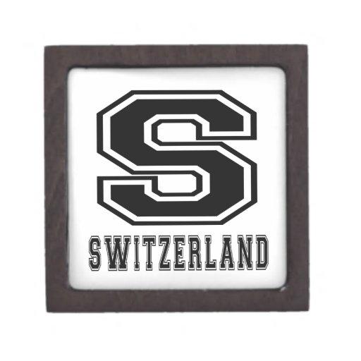 Diseños de Suiza Cajas De Joyas De Calidad