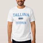 Diseños de Tallinn Estonia Playeras