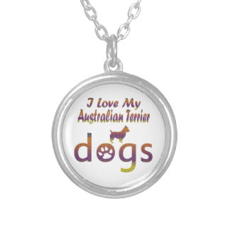 Diseños de Terrier australiano Joyeria