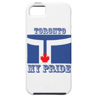 Diseños de Toronto iPhone 5 Fundas