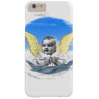 diseños del ángel del bebé funda de iPhone 6 plus barely there