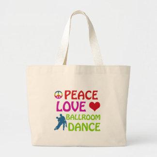Diseños del baile de salón de baile bolsas de mano