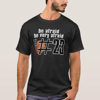 Diseños del baloncesto del número 23 playera