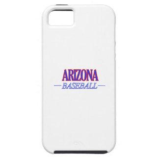 DISEÑOS del béisbol de Arizona Funda Para iPhone SE/5/5s