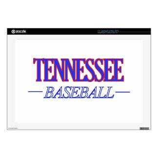 DISEÑOS del béisbol de Tennessee Calcomanías Para 43,2cm Portátiles