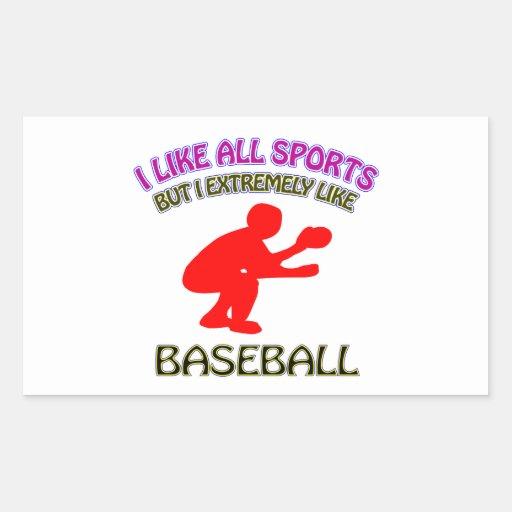 Diseños del béisbol rectangular altavoz