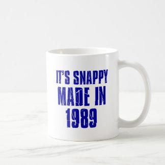 diseños del cumpleaños de 25 años taza
