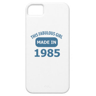 DISEÑOS DEL CUMPLEAÑOS DE 30 AÑOS iPhone 5 FUNDA