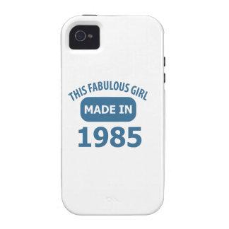 DISEÑOS DEL CUMPLEAÑOS DE 30 AÑOS Case-Mate iPhone 4 CARCASA