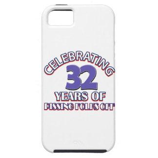 diseños del cumpleaños de 34 años iPhone 5 coberturas