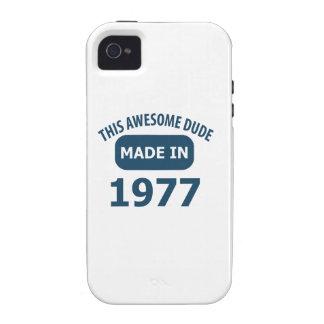 DISEÑOS DEL CUMPLEAÑOS DE 38 AÑOS Case-Mate iPhone 4 FUNDA