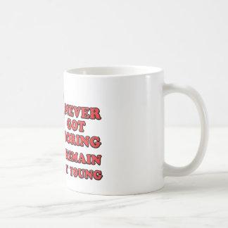 diseños del cumpleaños de 58 años taza de café