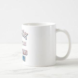 diseños del cumpleaños de 77 años taza de café