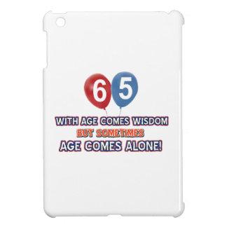 diseños del cumpleaños de la sabiduría de 65 años