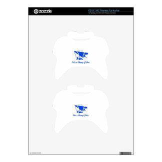 DISEÑOS del deslizamiento de la caída Mando Xbox 360 Skins