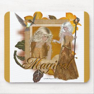 Diseños del duende:: Mágico por MarloDee Alfombrilla De Ratones