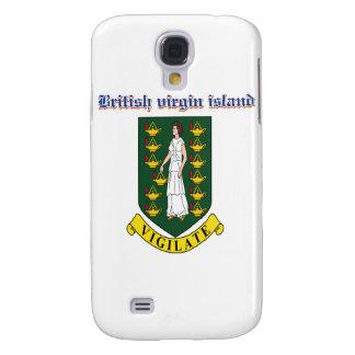 Diseños del escudo de armas de British Virgin Isla