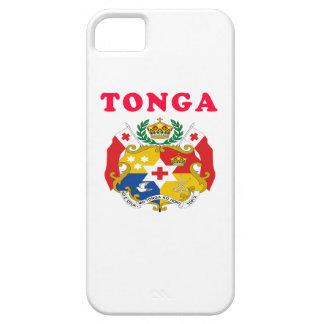 Diseños del escudo de armas de Tonga iPhone 5 Case-Mate Carcasas