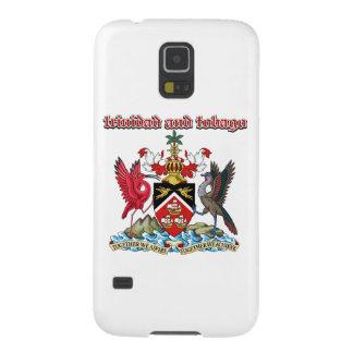 Diseños del escudo de armas de Trinidad and Tobago Carcasa De Galaxy S5