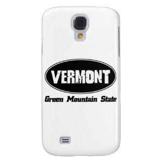 Diseños del estado de Vermont Funda Para Galaxy S4
