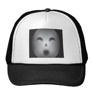 Diseños del feliz Halloween Gorros Bordados