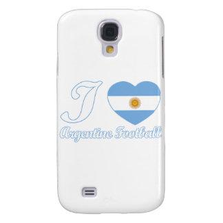 diseños del fútbol de Argentina Carcasa Para Galaxy S4