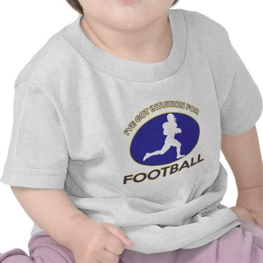 diseños del fútbol camiseta