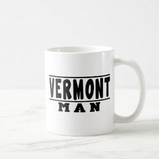 Diseños del hombre de Vermont Taza