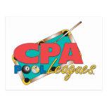 Diseños del logotipo de CPA Postal