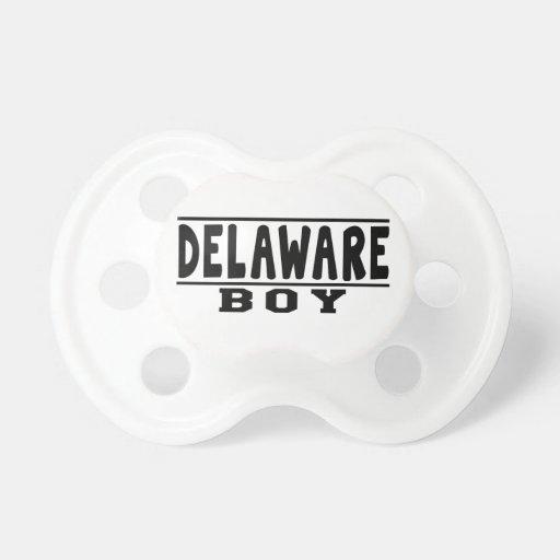 Diseños del muchacho de Delaware Chupetes Para Bebes
