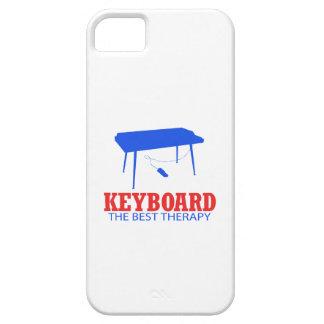 Diseños del Musical del teclado iPhone 5 Carcasa