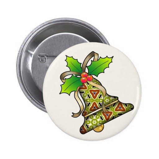 Diseños del navidad pins