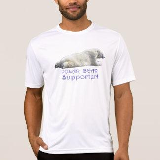 Diseños del oso polar para los Animal-amantes Camisetas