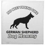 diseños del perro de pastor alemán