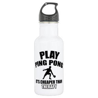 Diseños del ping-pong