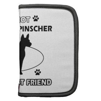 diseños del pinscher miniatura planificador