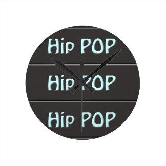 Diseños del POP de la cadera Reloj