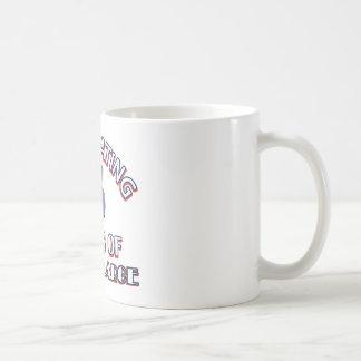 diseños del regalo 5year taza clásica