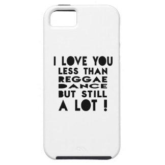 Diseños del reggae iPhone 5 carcasas