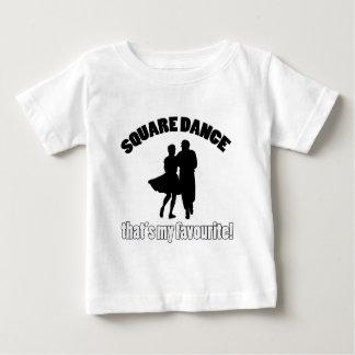 diseños del square dance camisas