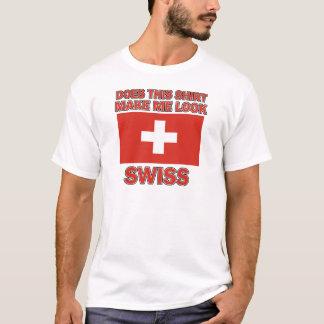 Diseños del suizo de Sool Playera