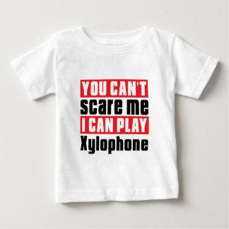 Diseños del susto del xilófono t-shirts