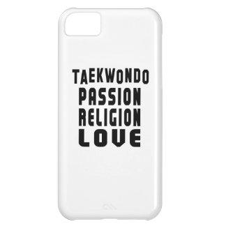Diseños del Taekwondo Funda Para iPhone 5C