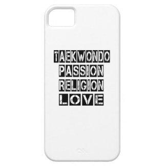 Diseños del Taekwondo iPhone 5 Funda